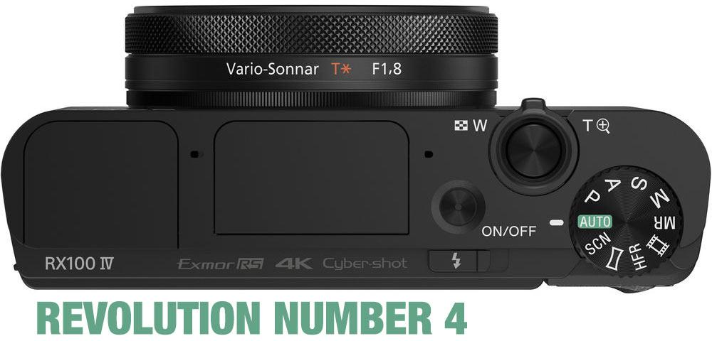 Sony annuncia nuove fotocamere Sony A7r II e RX